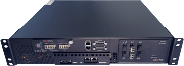 Picture of the RS10 DDoS mitigation device